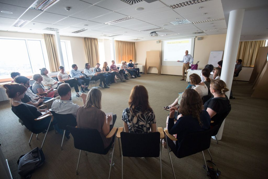 Meeting of the Steering Group of Europe Goes Local