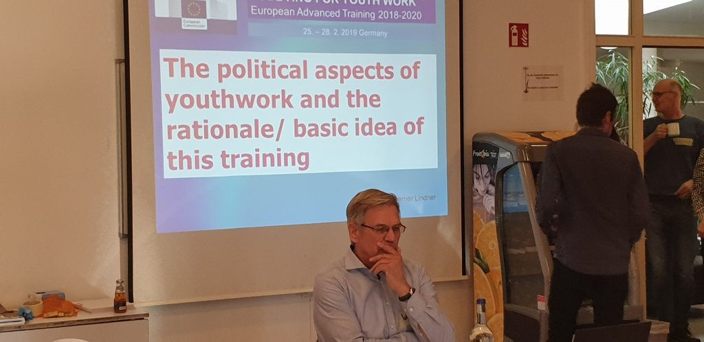 Actions in EGL: a training on lobbying