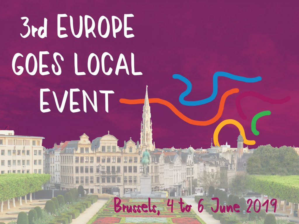 The 3rd European Event of Europe Goes Local – documentation on-line