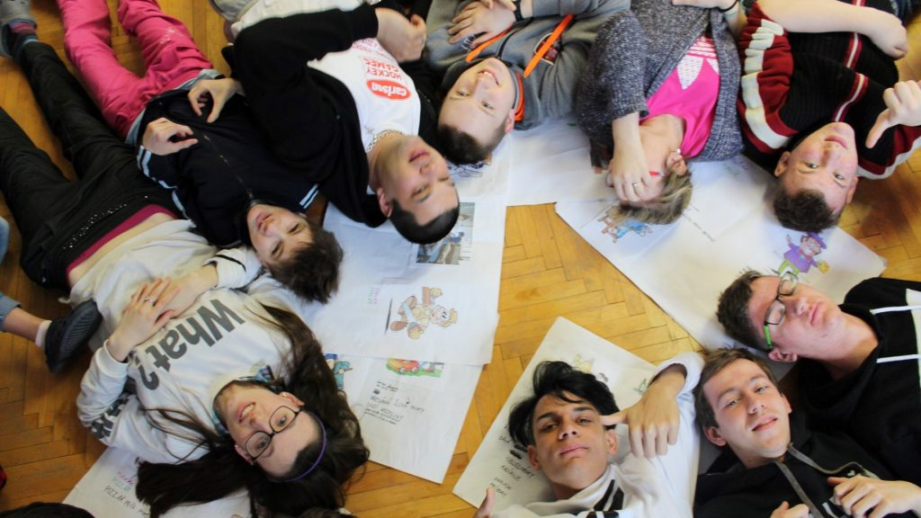 ''FROM BEHIND THE GATE TO POLITICIANS'' – YOUTH WORK IN TRENČIN
