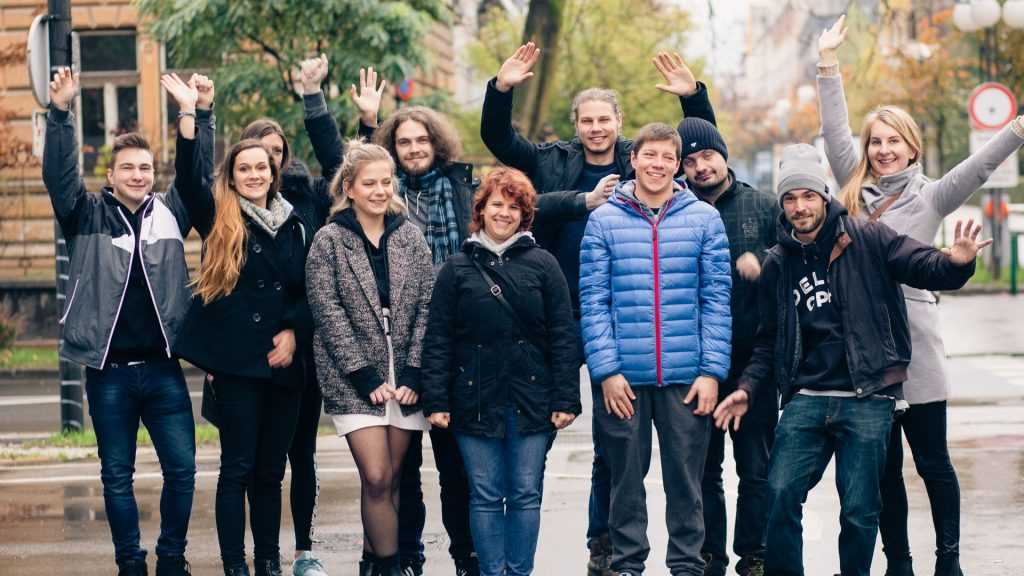 'City incubator': helping make the ideas of young people happen in Ljubljana, Slovenia