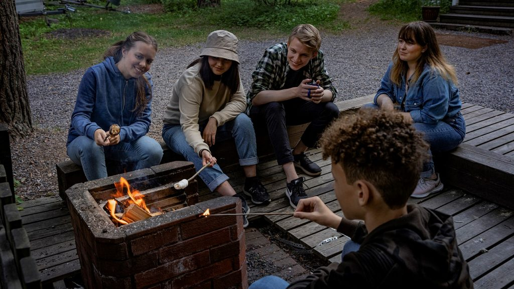 Nuotta coaching for young people – Finland