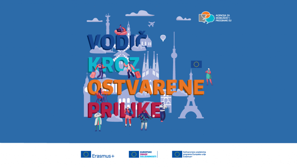 Presenting the Croatian Agency for Mobility and EU Programmes
