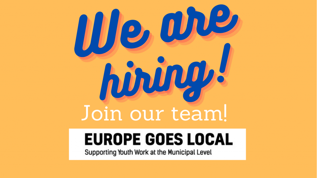 EGL is looking for a communication officer