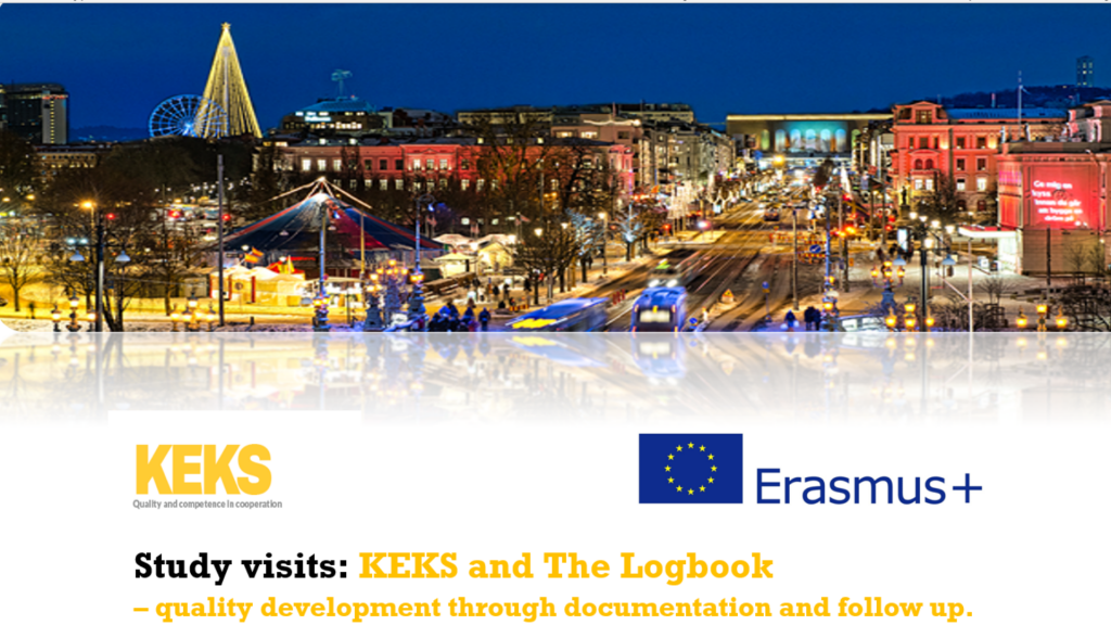 Europe Goes Local in Sweden – Youth work quality development through documentation and follow up